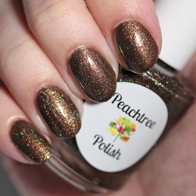 Peachtree Polish Choc-O-Mint