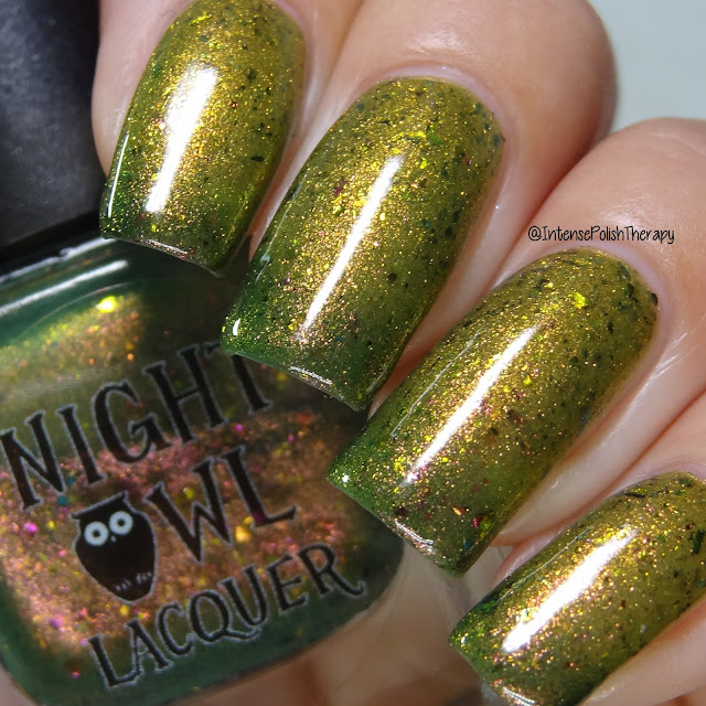 Night Owl Lacquer - Whole-Ass One Thing