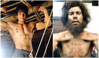 अभिनेता रणदीप हुड्डा आगामी फिल्म 'सरबजीत' के लिए इस कदर वजन कम किया