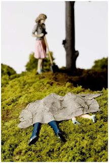 Arte tragico en miniatura.