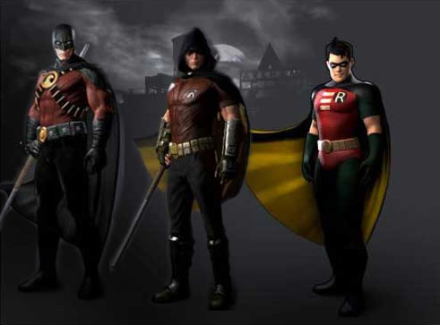 One Per Case: Arkham City - Robin DLC