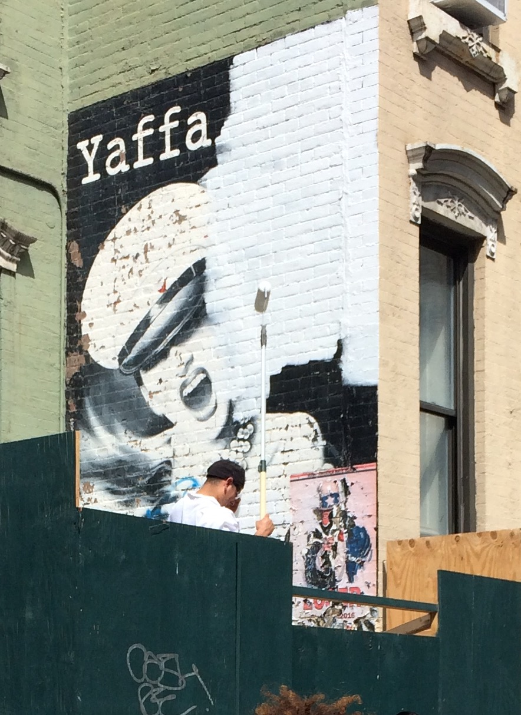 Yaffa Cafe Nyc