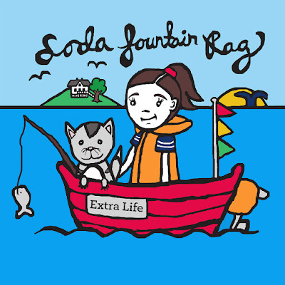 SODA FOUNTAIN RAG - EXTRA LIFE