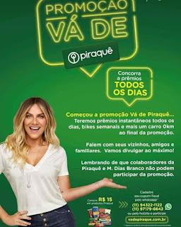 Promoção Piraque 2018