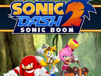 Sonic Dash 2: Sonic Boom Mod Game 2018