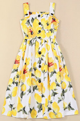 Wishlist Loja Gamiss, vestido floral