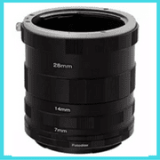 Extension Tube for DSLR