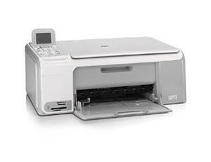 HP Photosmart C4170