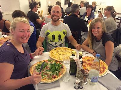 Die beste Pizzeria in Torbole