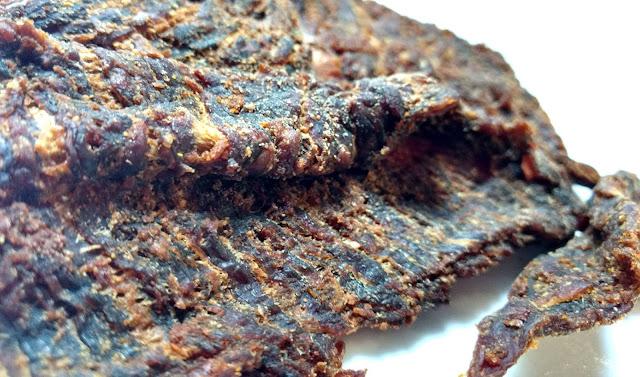 sriracha beef jerky