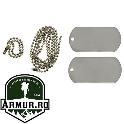 dog tag inox