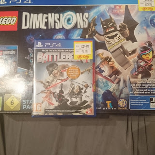 lego dimension, battleborn