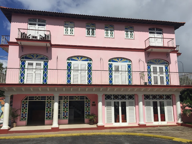 HOTEL LES JASMINES VINALES VALLEY