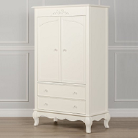 Queen Anne Style Armoire