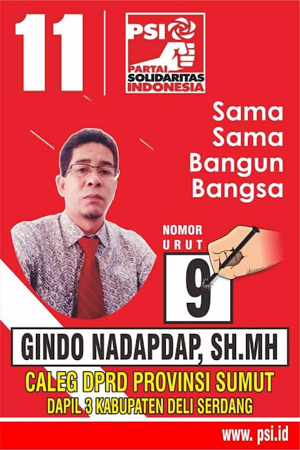 Perjuangan Politik Buruh di Sumatera Utara Pada Pileg 17 April 2019