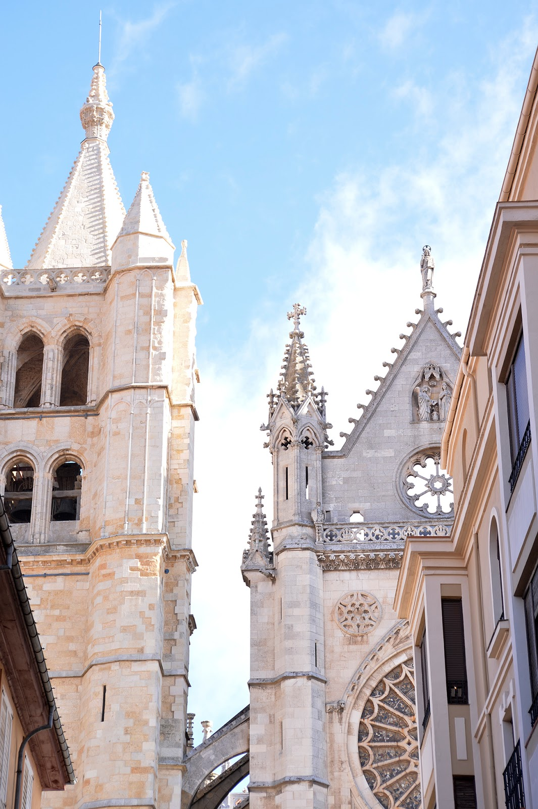 cathedral leon spain