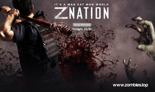 Sinopsis de la serie Z Nation