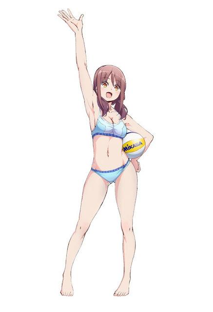 Kana Yuki como Haruka Ozora