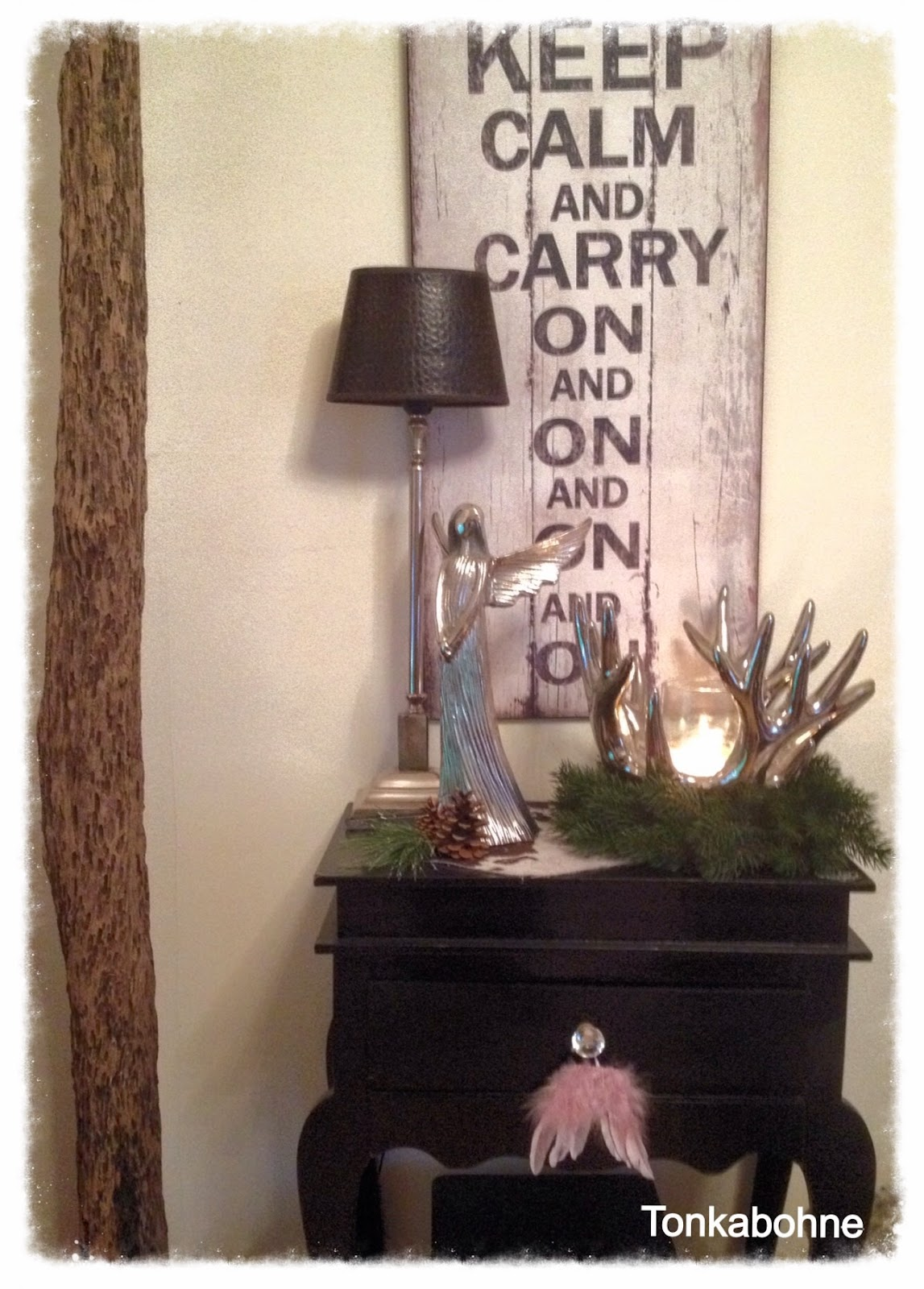 tonkabohne sch nen nikolaus. Black Bedroom Furniture Sets. Home Design Ideas
