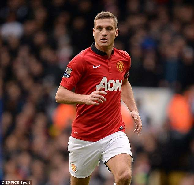 WELCOME TO 9JAMiNDZ BLOG: Nemanja Vidic, Manchester United ...