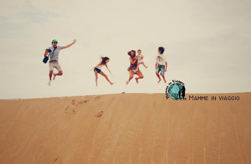 Viaggiare con i bambini: 8 idee per le vacanze