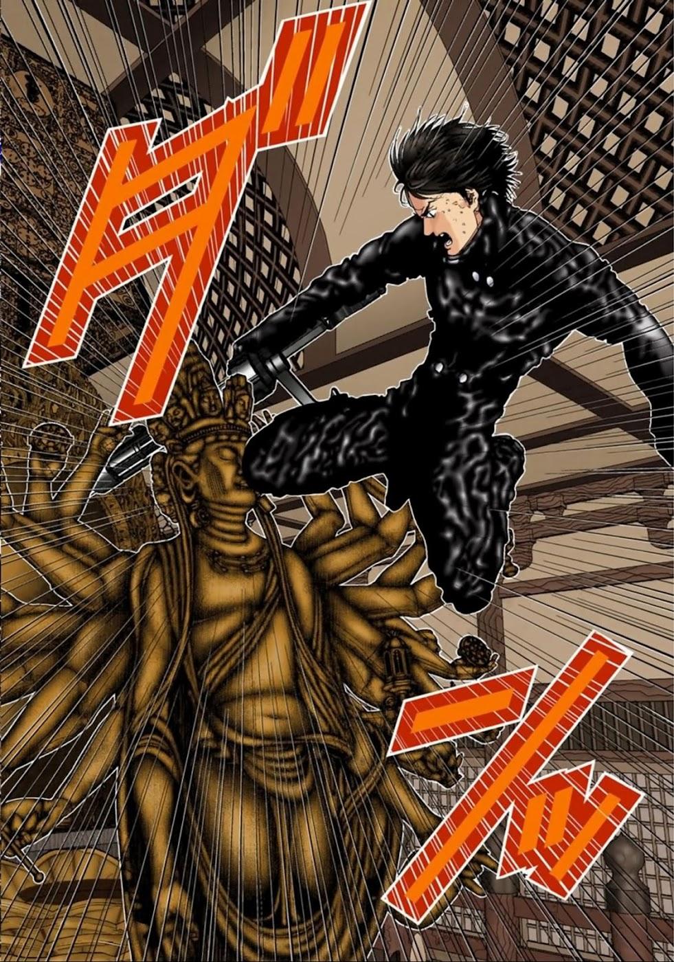 Gantz Chap 77: Trả thù trang 16