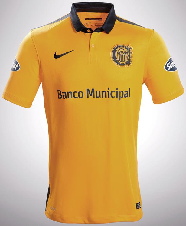... Compre camisas do Rosario Central e de outros clubes e seleções de  futebol 63202531f2b63