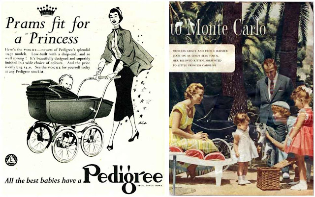 Pedigree  – Prams fit for a Princess