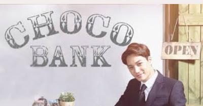 Hantu Baca Web Drama Korea CHOCO BANK