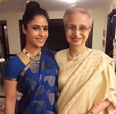 Gaiti Siddiqui Family Husband Son Daughter Father Mother Age Height Biography Profile Wedding Photos