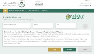 HAJJ REGISTRATION FOR RESIDENT PILGRIMS