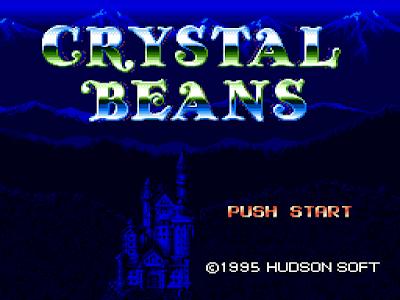 Crystal Beans - Título RPG