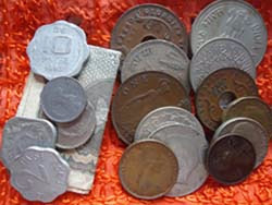 coins of Bengal