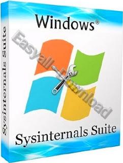 Windows Sysinternals Suite 23.11.2016 แก้ปัญหาต่างๆ บนระบบ Windows