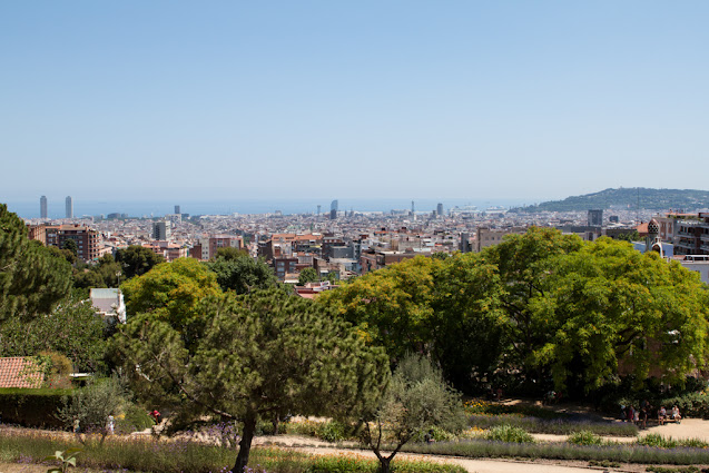 Parc Guell-Barcellona