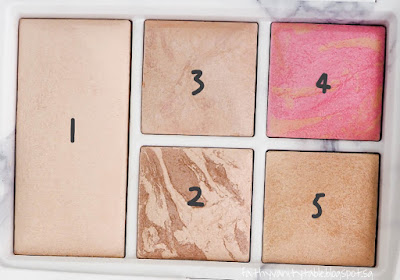 HOURGLASS Ambient Lighting Edit Surreal Light Holiday 2016 Limited Edition Palette Review