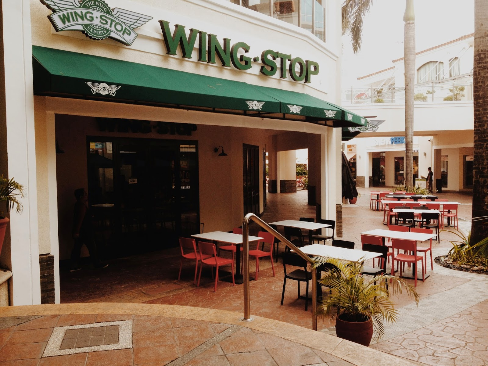 Wingstop Eastwood