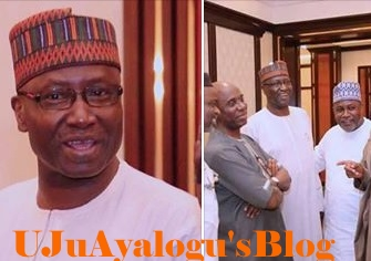 REVEALED: How the new SGF, Boss Mustapha, got to know of his appointment