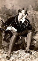 Oscar Wilde by Napoleon Sarony (1882)