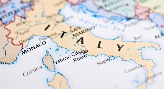 Quanto custa uma passagem aérea para Roma