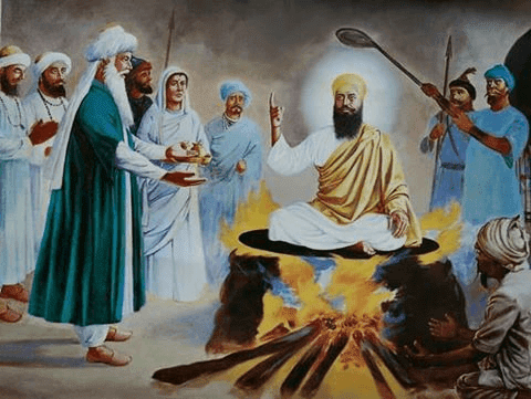 Guru Arjan Dev Ji Fifth Sikh Guru Photo Images HD Wallpapers