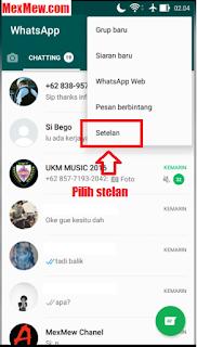 whatsapp download otomatis,menghentikan download wa otomatis