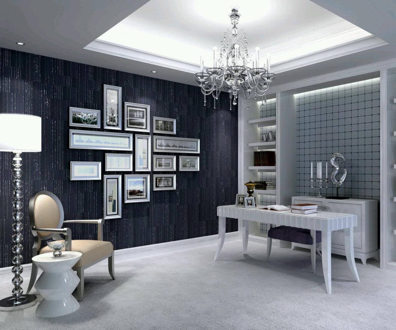 Rumah Rumah Minimalis: Modern Homes Studyrooms Interior