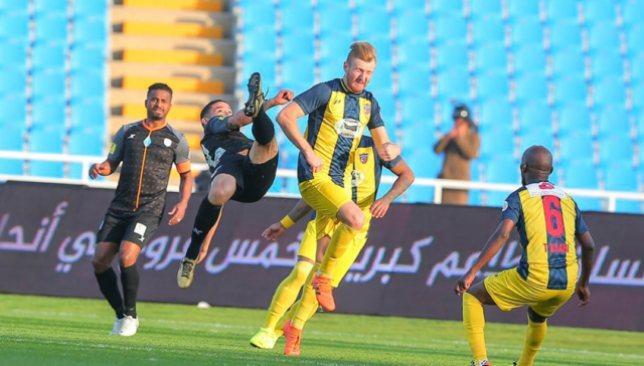 مشاهدة مباراة الشباب والحزم بث مباشر اليوم 10-1-2020 في الدوري السعودي