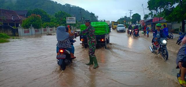 Hujan Lebat, Rangai Kembali Diterpa Banjir!!