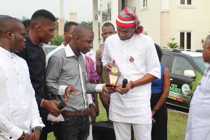 ENDORSEMENT GALORE AS BENDE CIVIL SERVANTS UNION, OTHERS, ADOPTS CHIMA ANYASO AS SOLE CANDIDATE