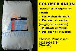 (VIDEO) Ini Dia Harga Polymer Anionic Penjernih Air di Jakarta Bandung Surabaya | Jasa Pengolahan Limbah