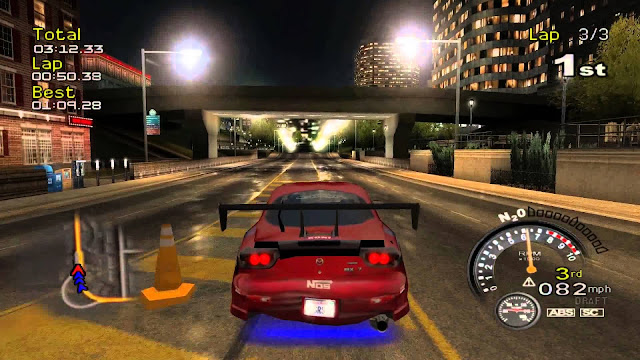 Street Racing Syndicate SRS PC Full Version Gameplay 1
