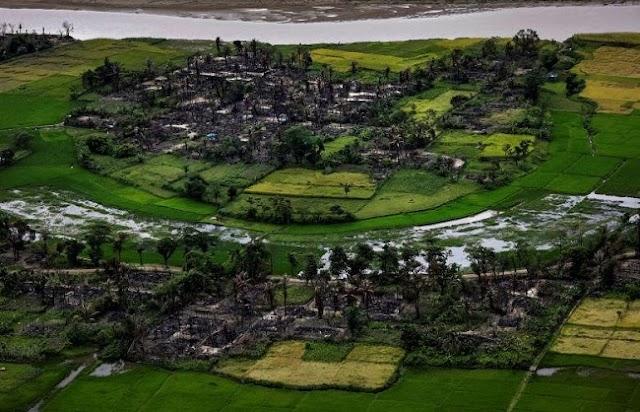 चीन के कब्जे में म्यांमार की राखिनी स्टेट, कर रहा बंदरगाह का निर्माण