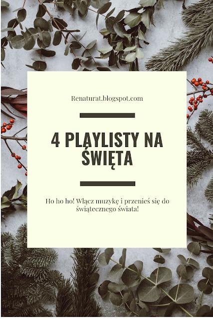 4 świąteczne playlisty 🎄